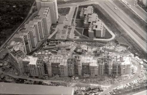 ARH NL Koberg 2824, Neubaugebiet, Mühlenberg, 1972