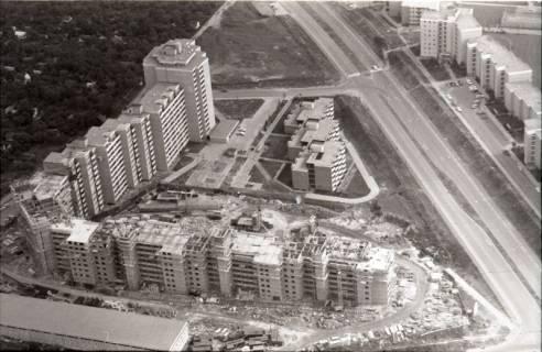 ARH NL Koberg 2825, Neubaugebiet, Mühlenberg, 1972