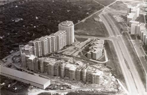 ARH NL Koberg 2826, Neubaugebiet, Mühlenberg, 1972