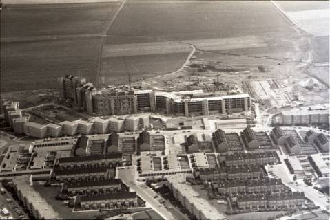 ARH NL Koberg 2827, Neubaugebiet, Mühlenberg, 1972