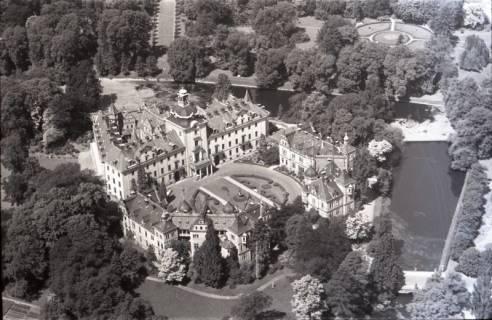 ARH NL Koberg 2883, Schloss, Bückeburg, 1960