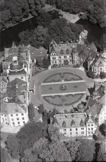 ARH NL Koberg 2884, Schloss, Bückeburg, 1960