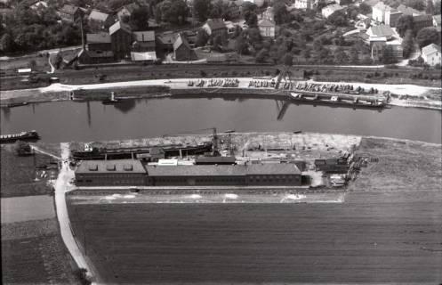 ARH NL Koberg 2897, Schiffswerft, Vlotho, 1960
