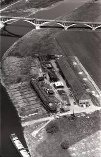 ARH NL Koberg 2899, Schiffswerft, Vlotho, 1960