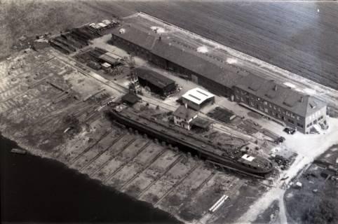 ARH NL Koberg 2901, Schiffswerft, Vlotho, 1960