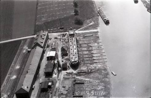 ARH NL Koberg 2902, Schiffswerft, Vlotho, 1960