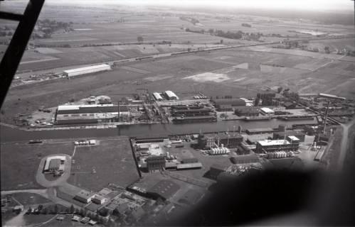 ARH NL Koberg 2916, Industriehäfen, Minden, 1960