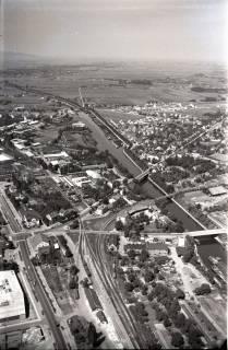 ARH NL Koberg 2922, Industriehäfen, Minden, 1960