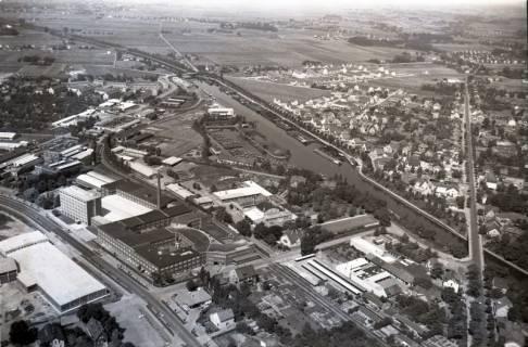 ARH NL Koberg 2923, Industriehäfen, Minden, 1960