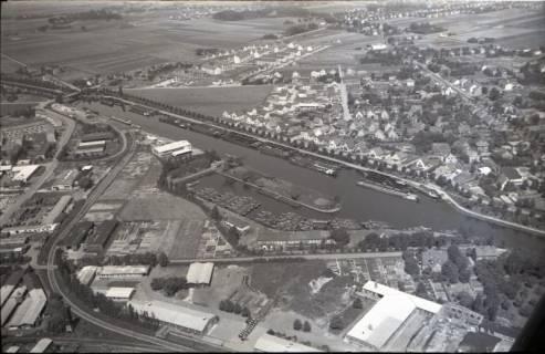 ARH NL Koberg 2924, Industriehäfen, Minden, 1960
