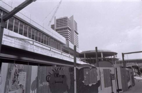 ARH NL Koberg 293, Baustelle am Raschplatz, Hannover, 1976