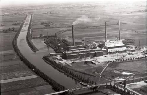 "ARH NL Koberg 2937, Großkraftwerk ""Heyden"", Lahde, 1960"