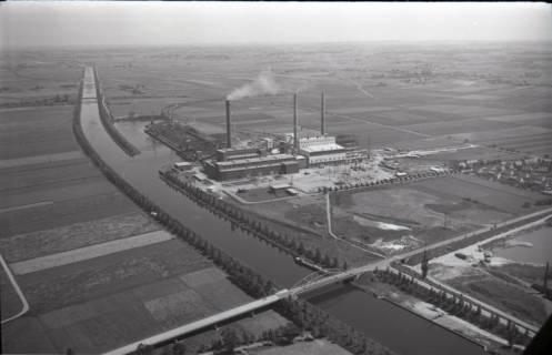 "ARH NL Koberg 2938, Großkraftwerk ""Heyden"", Lahde, 1960"