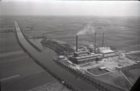 "ARH NL Koberg 2939, Großkraftwerk ""Heyden"", Lahde, 1960"