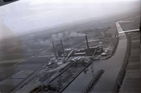 "ARH NL Koberg 2940, Großkraftwerk ""Heyden"", Lahde, 1960"