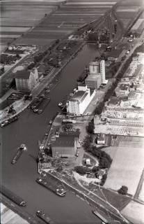 ARH NL Koberg 2945, Kanalhafen, Braunschweig, 1960