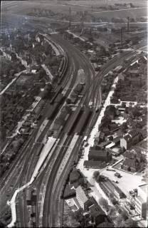 ARH NL Koberg 2961, Bahnhofsgelände, Lehrte, 1960