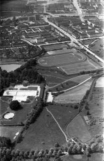ARH NL Koberg 3000, VW Bad und Porschestadion, Wolfsburg, 1960