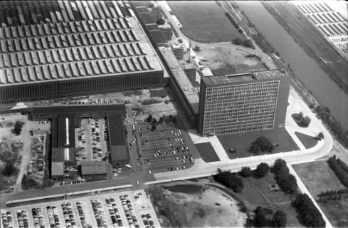 ARH NL Koberg 3004, VW-Verwaltungshochhaus (heute Markenhochhaus), Wolfsburg, 1960