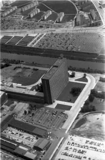 ARH NL Koberg 3005, VW-Verwaltungshochhaus (heute Markenhochhaus), Wolfsburg, 1960