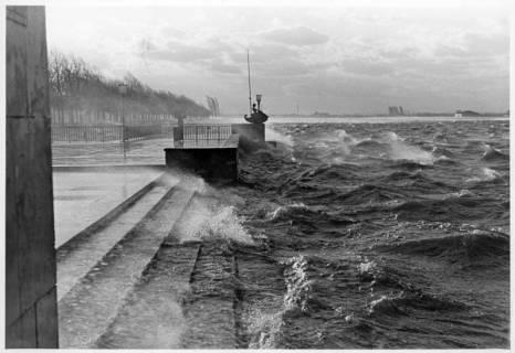 ARH NL Koberg 3010, Sturm über dem Maschsee, Hannover, ohne Datum
