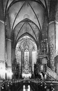 ARH NL Koberg 3022, Schiff der Marktkirche, Hannover, 1939