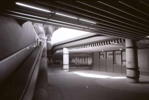ARH NL Koberg 305, ZOB (Zentraler Omnibus-Bahnhof), Hannover, 1976