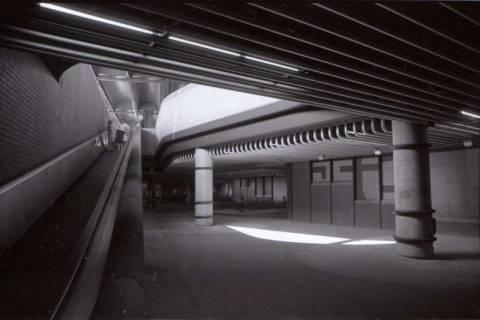 ARH NL Koberg 306, ZOB (Zentraler Omnibus-Bahnhof), Hannover, 1976