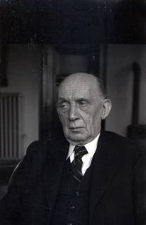 ARH NL Koberg 3062, Oberstadtdirektor Gustav Bratke, Hannover, 1946