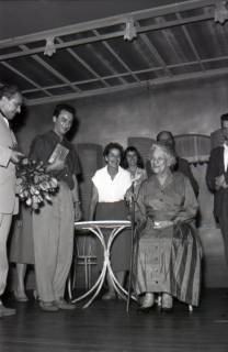 ARH NL Koberg 3069, 78. Geburtstag der Schauspielerin Tilla Durrieux, 1950