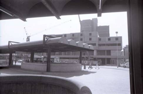ARH NL Koberg 307, ZOB (Zentraler Omnibus-Bahnhof), Hannover, 1976