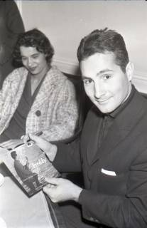 ARH NL Koberg 3079, Freddy Quinn, 1950