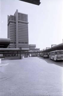 ARH NL Koberg 308, ZOB (Zentraler Omnibus-Bahnhof), Hannover, 1976