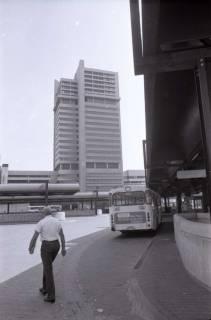 ARH NL Koberg 309, ZOB (Zentraler Omnibus-Bahnhof), Hannover, 1976
