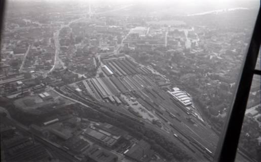 ARH NL Koberg 3101, Bahnhof, Kassel, 1960
