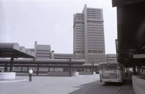 ARH NL Koberg 311, ZOB (Zentraler Omnibus-Bahnhof), Hannover, 1976