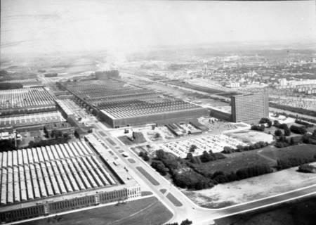 ARH NL Koberg 3170, VW-Werk, Wolfsburg, 1960