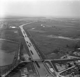 ARH NL Koberg 3171, Mittellandkanal zwischen Garbsen und Gümmer, 1960