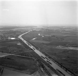 ARH NL Koberg 3172, Mittellandkanal zwischen Garbsen und Gümmer, 1960