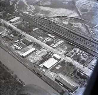 ARH NL Koberg 3248, Lagerplätze am Nordhafen, Stöcken, 1960