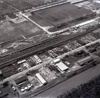 ARH NL Koberg 3250, Lagerplätze am Nordhafen, Stöcken, 1960