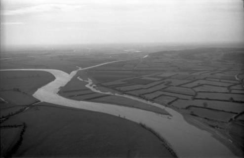 ARH NL Koberg 3304, Wasserregelung der Großen Aue zwischen der Mündung und Liebenau, 1960