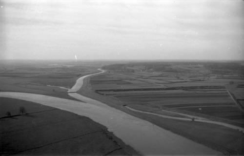 ARH NL Koberg 3306, Wasserregelung der Großen Aue zwischen der Mündung und Liebenau, 1960