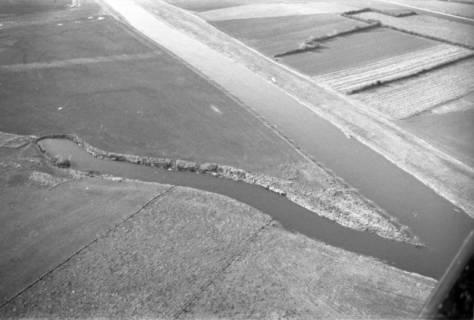 ARH NL Koberg 3307, Wasserregelung der Großen Aue zwischen der Mündung und Liebenau, 1960