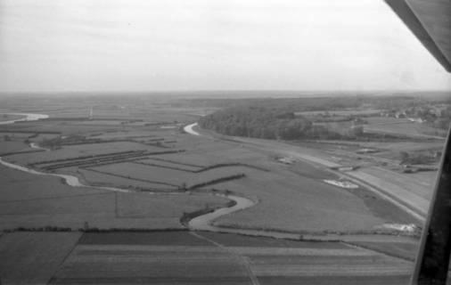 ARH NL Koberg 3308, Wasserregelung der Großen Aue zwischen der Mündung und Liebenau, 1960