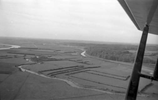 ARH NL Koberg 3309, Wasserregelung der Großen Aue zwischen der Mündung und Liebenau, 1960