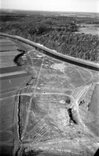 ARH NL Koberg 3310, Wasserregelung der Großen Aue zwischen der Mündung und Liebenau, 1960