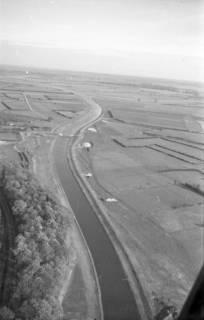 ARH NL Koberg 3311, Wasserregelung der Großen Aue zwischen der Mündung und Liebenau, 1960
