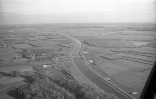 ARH NL Koberg 3312, Wasserregelung der Großen Aue zwischen der Mündung und Liebenau, 1960