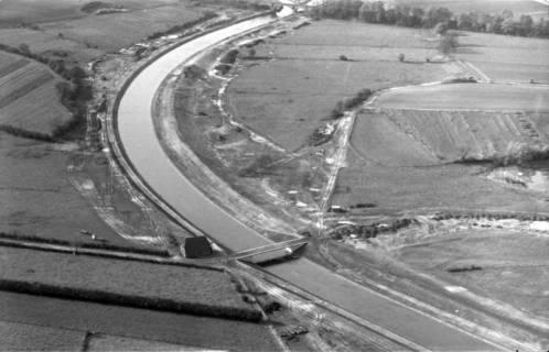 ARH NL Koberg 3313, Wasserregelung der Großen Aue zwischen der Mündung und Liebenau, 1960